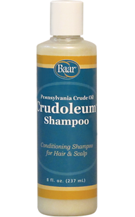 Crudoleum, Pennsylvania Crude Oil Shampoo